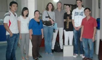 FAMILLE DE VIVIEN SCHYDLAWSKY - 4 pax