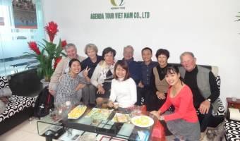 Groupe de Madame Anna BOVO