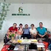 Groupe de Madame CATHY et les amis