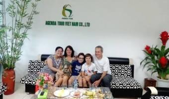 Famille de Tatjana Goulard