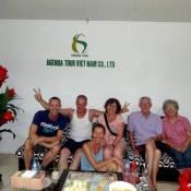 Avis sur voyage au Nord Vietnam avec Agenda Tour Vietnam