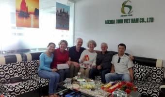 Groupe de Madame Catherine DEPERSIN - 4 personnes