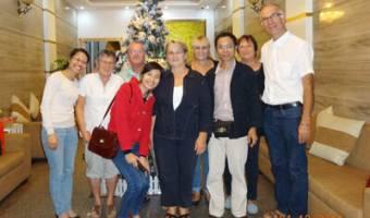 Groupe de madame Josette et Michel GUILLON - 6 personnes