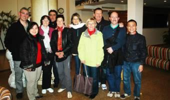 Philippe Boulard et ses amis