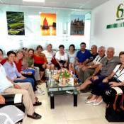 Groupe de M NARFIT RENÉ - 12 personnes
