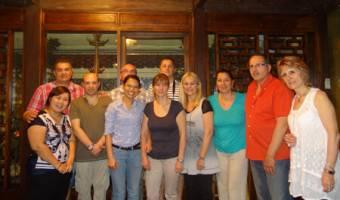Groupe de Mr René ANDRE - 10 personnes