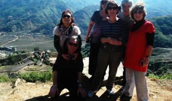 Groupe de voyage amis de Danielle et Jean luc MAIMONE - 6 personnes
