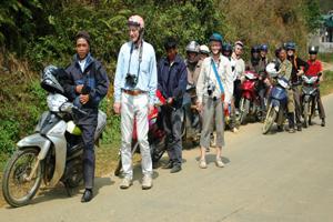 Circuit Vietnam des stagiais de photographie avec agence locale Agenda Tour Vietnam
