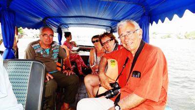 Circuit Vietnam un mois avec agence locale Agenda Tour Vietnam