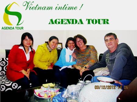 Itineraire Vietnam du Nord au Sud en 13 jours