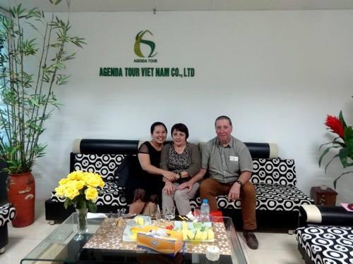Voyage au Vietnam en 24 jours avec agence locale Agenda Tour Vietnam