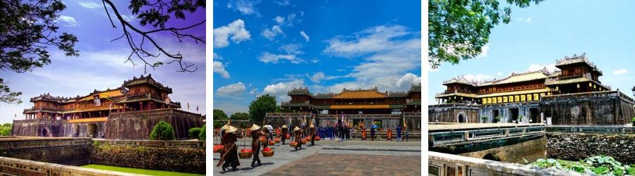 Découverte ville de Hue
