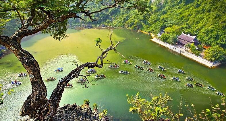 Visite de Trang An