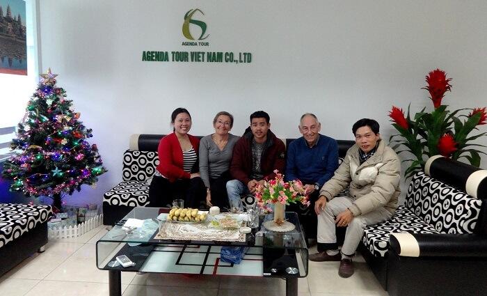 Meilleure agence de voyage francophone locale au Vietnam