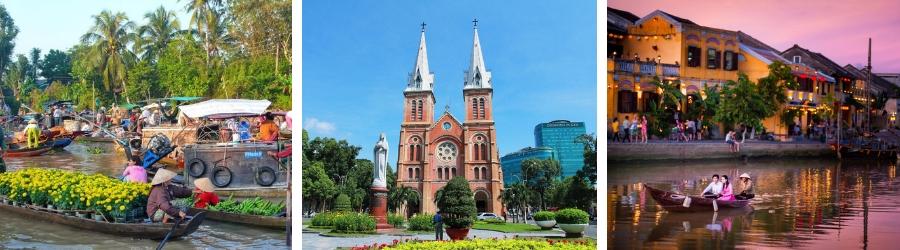 Circuit visite Vietnam en 13 jours