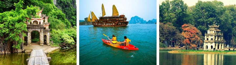 Circuit voyage Vietnam 12 jours