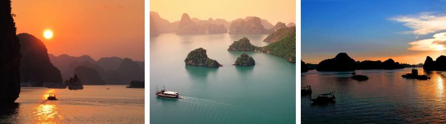Croisière en Baie d'Halong sur jonque