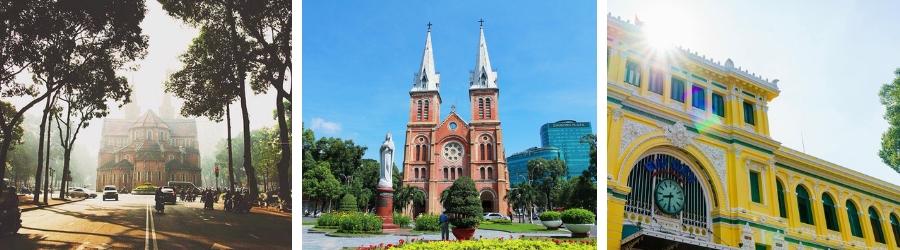 Voyage Saigon et ses incontournables