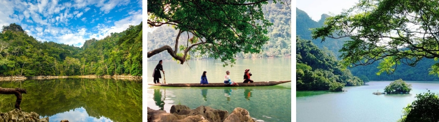 Voyage au lac de Babe