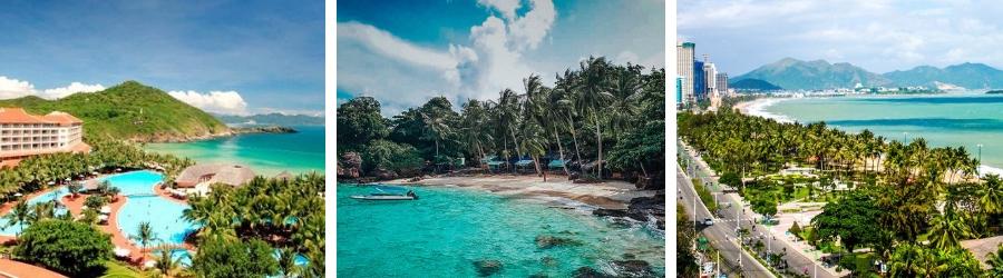 Vacances à la plage de Nha Trang