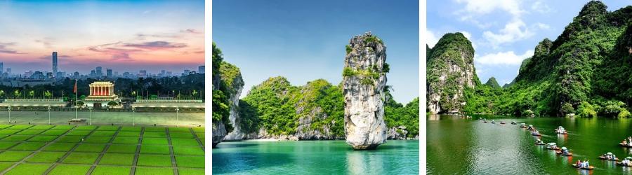 Panorama du Vietnam en 21 jours