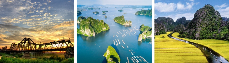 Circuit découverte Vietnam culturel