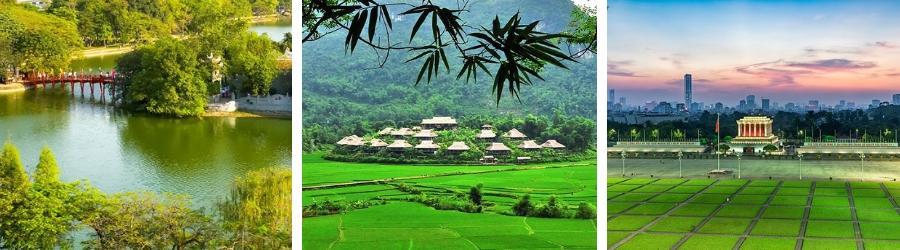 Le Vietnam du Sud au Nord en 13 jours