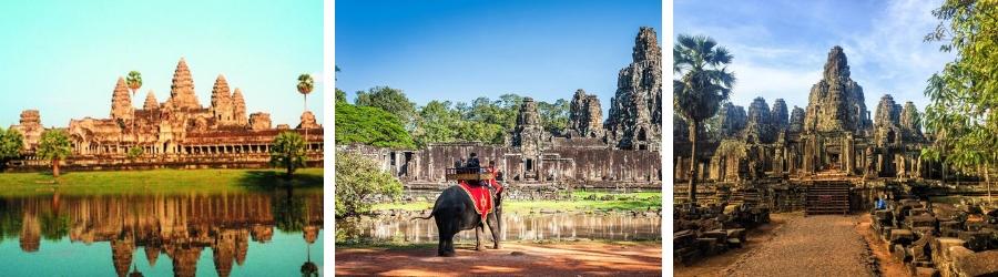 Circuit Vietnam Cambodge en 27 jours