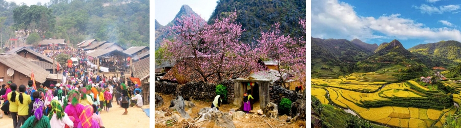 Voyage Ha Giang et ses incontournables