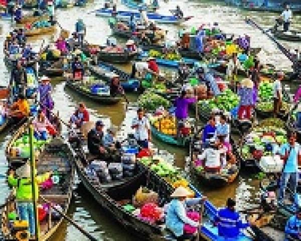 Découverte du delta du Mékong en 6 jours