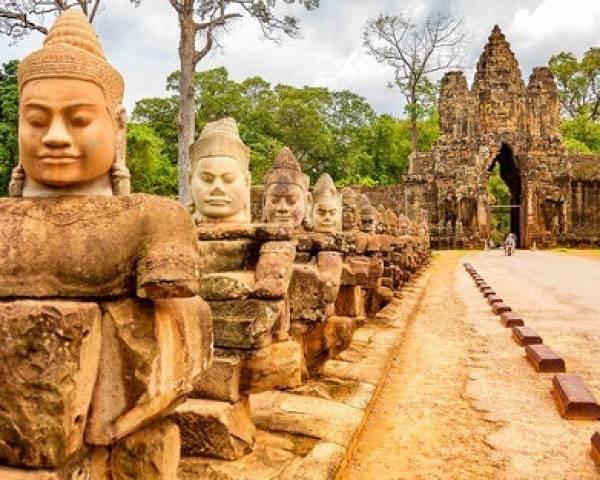 Charme du Vietnam et Cambodge en 20 jours