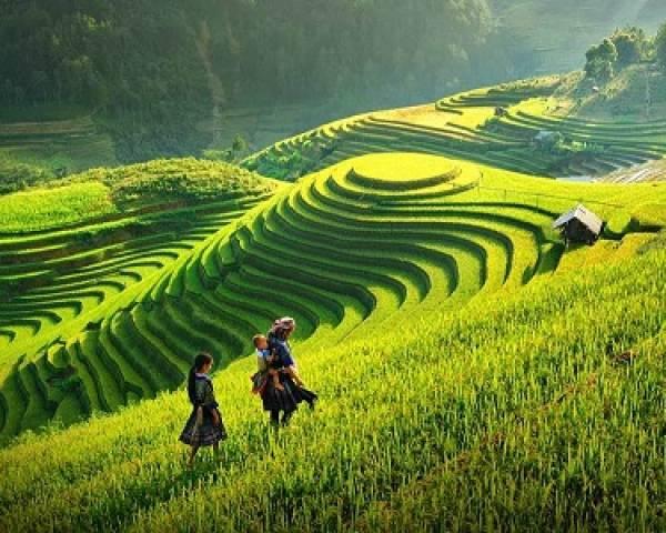Circuit Vietnam Cambodge 18 jours avec les beaux sites