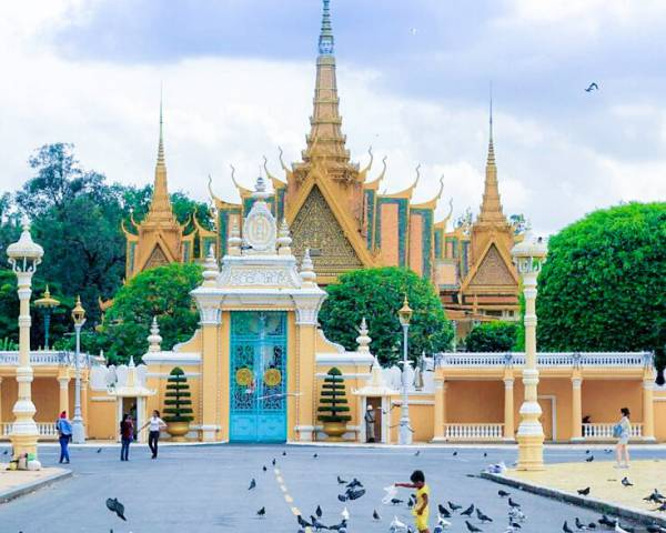 Des tribus du Haut Tonkin aux temples d'Angkor en 19 jours