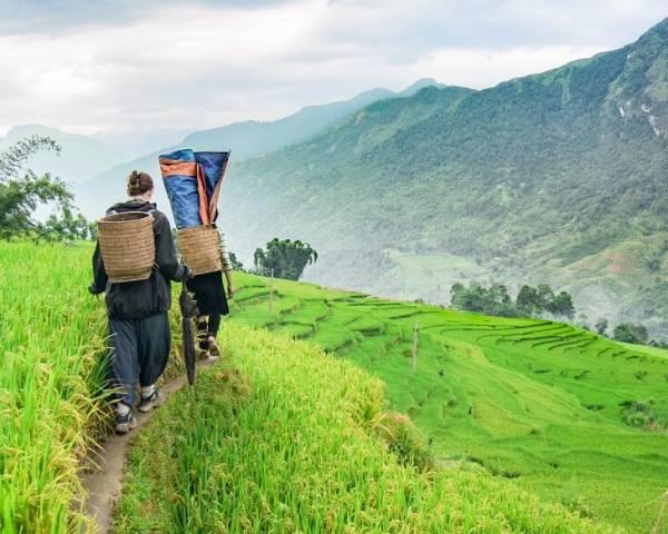 Itinéraire de trois semaines dans le nord du Vietnam