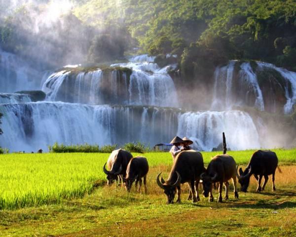 Itinéraire profond du Vietnam en 23 jours