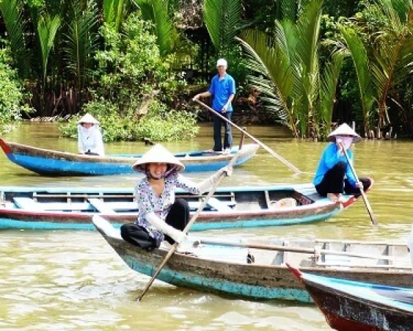 Saveurs du Sud Vietnam en 13 jours