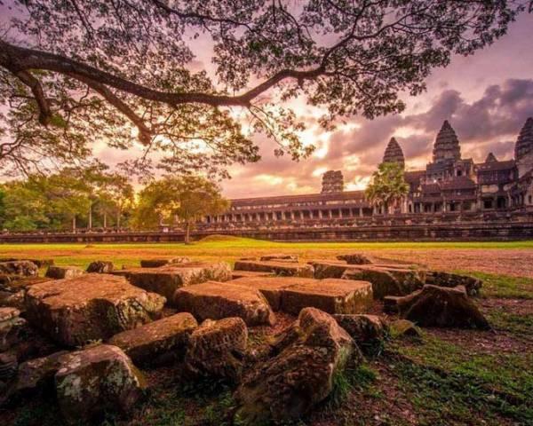 Voyage de rêve Vietnam Cambodge en 23 jours