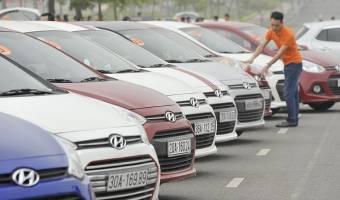 Louer une voiture avec chauffeur privé à Hanoi Vietnam
