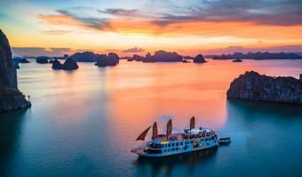 Comment découvrir la Baie d'Halong au Vietnam ?