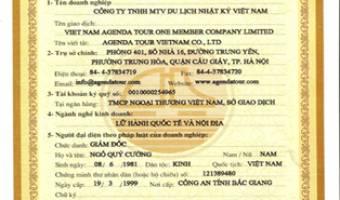 Licence d'Etat de Tour Opérateur et Nos Engagements de Satisfaction