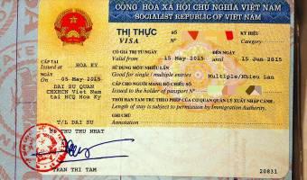 Visa tourisme Vietnam| 5 pays: la France, l'Espagne, l'Angleterre, l'Allemagne et l'Italie ?